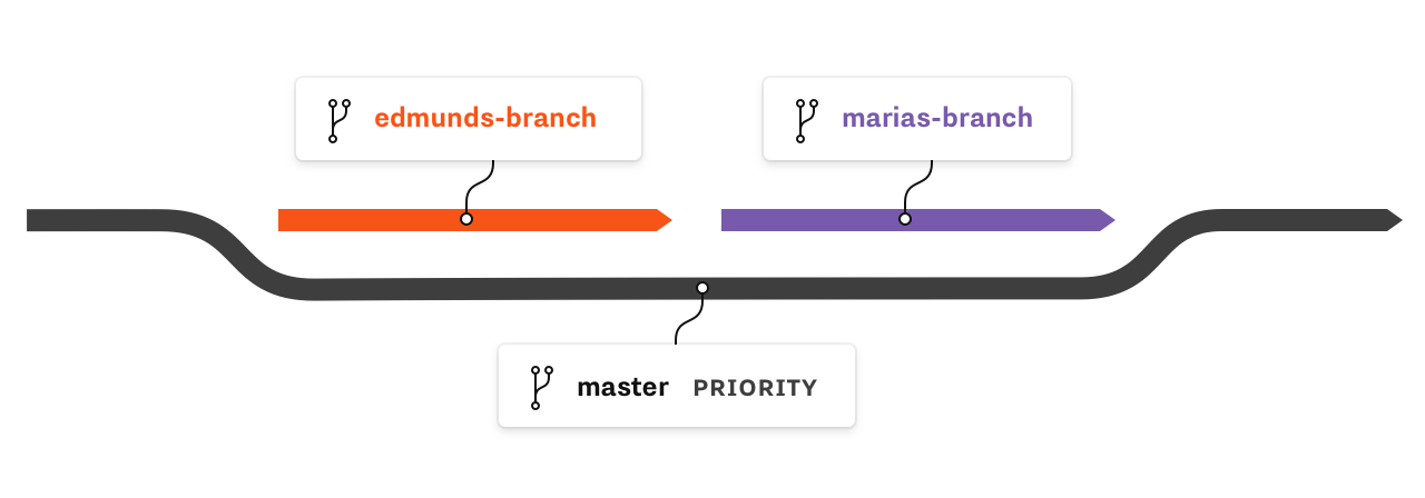 Priority branch