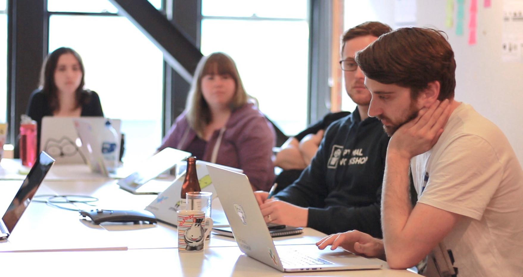 Developers of Optimal Workshop